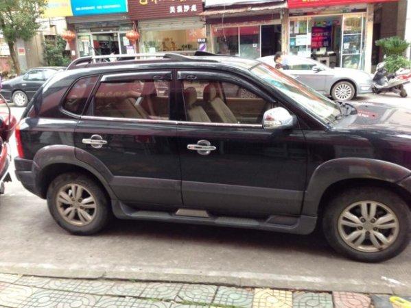 【温州市】现代 新途胜 2009款 2.0l 两驱自动天窗版