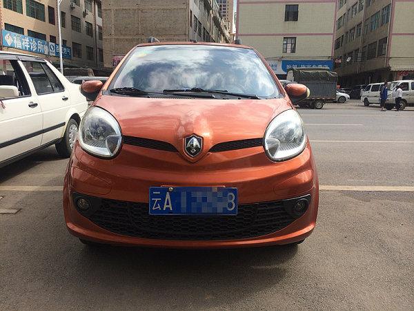 长安汽车 奔奔mini 2010款 1.0l 手动舒适版