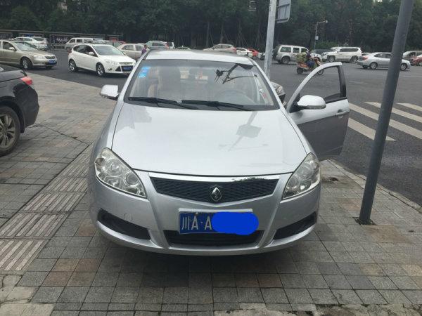 【成都市】长安汽车 志翔 2008款 1.6l 手动舒适型