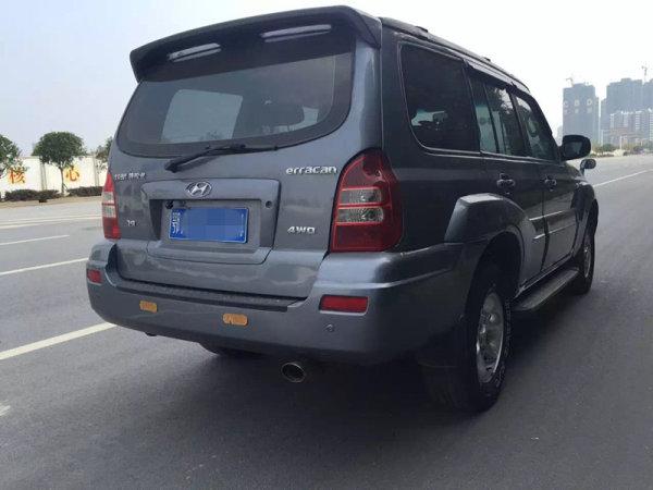 【武汉市】华泰特拉卡2010款t92.4l四驱手动a手动版昌河福瑞达暖风图片