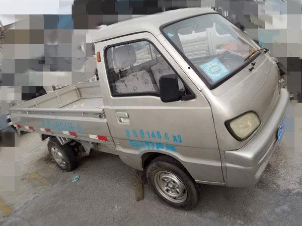 长安之星厢式小货车变速箱结构图