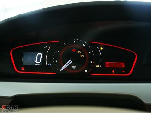 车辆仪表盘指示灯图解标致