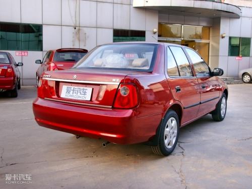 长安铃木2011款羚羊-售4.18万元 长安铃木新款羚羊推超值版高清图片