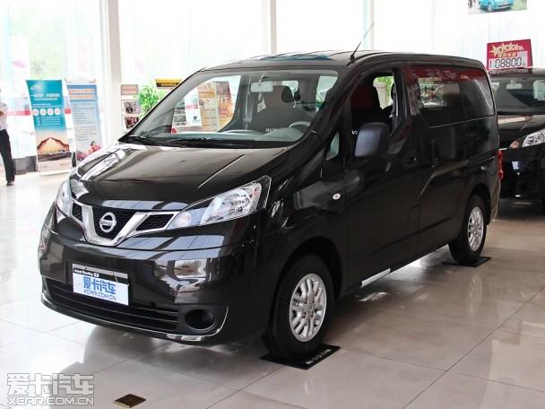 郑州日产2014款日产NV200