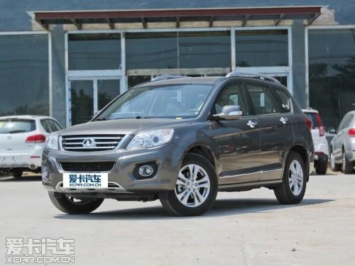 哈弗汽车2012款哈弗H6