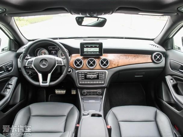奔驰(进口)2015款奔驰GLA级