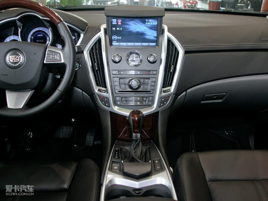 11款凯迪拉克SRX
