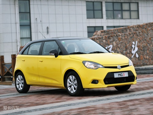 上海汽车;全新MG3