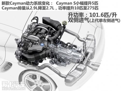 赛道 试驾 保时捷 新款 Cayman S