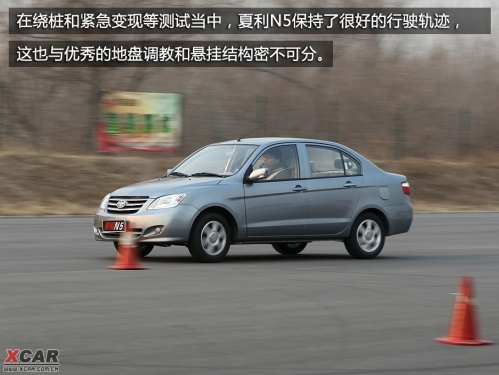 国民车的重生 夏利N5对比羚羊与自由舰高清图片
