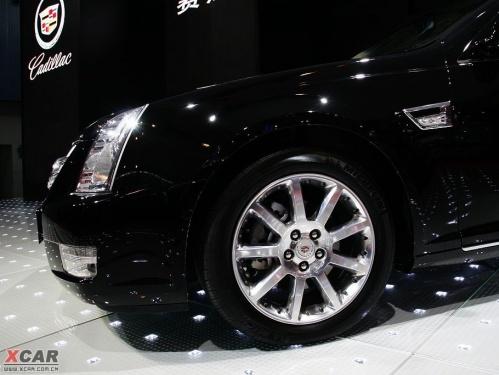 凯迪拉克新款sls赛威正式亮相广州车展 高清图片