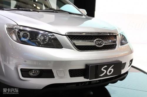 比亚迪汽车 比亚迪S6