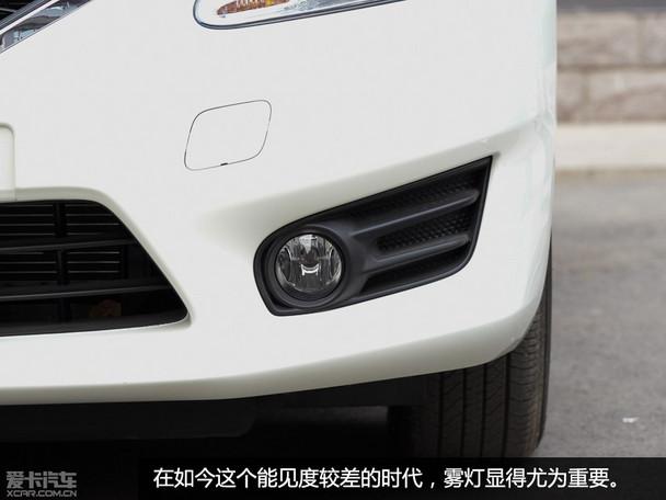 东风日产2014款骐达高清图片