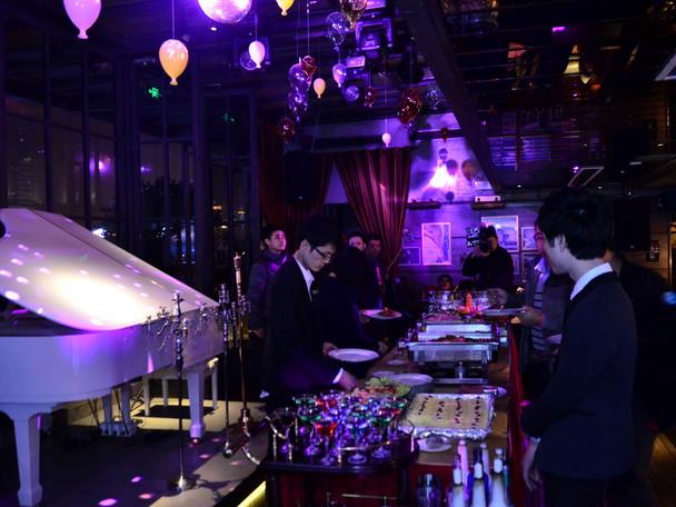 """上海大众斯柯达怦然""""昕动""""圣诞狂欢夜"""