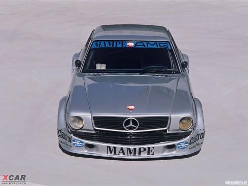 amg标志性车型高清图片