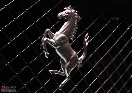 b fiorano中国限量版艺术典藏跑车<img>以骏马为标志的法拉利高清图片