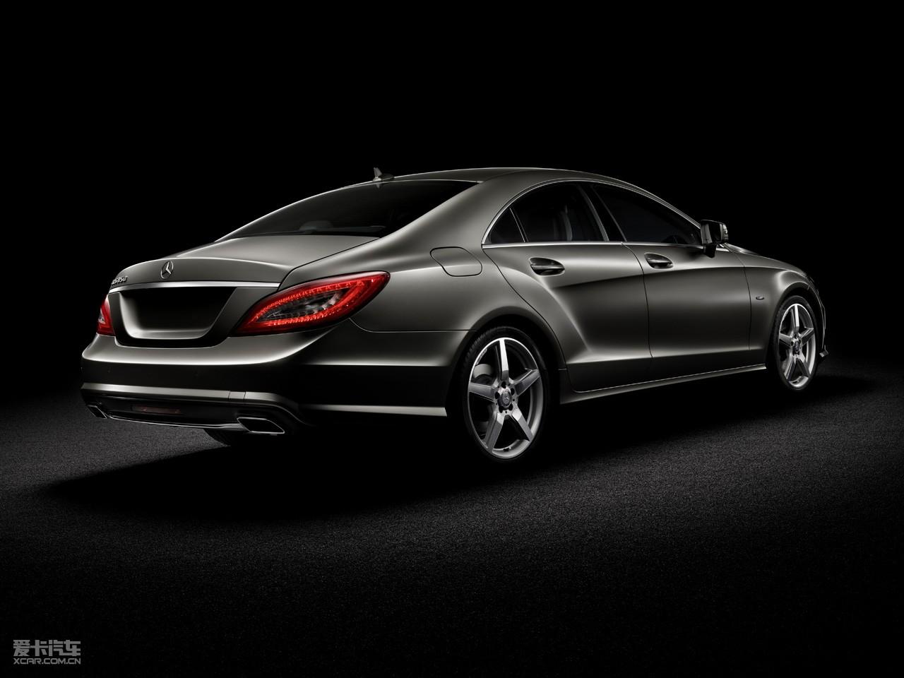 奔驰2012款cls 汽车设计图图片高清图片