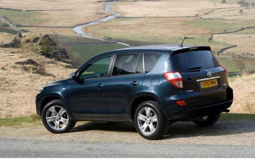 丰田新款SUV车型将具加价潜质高清图片