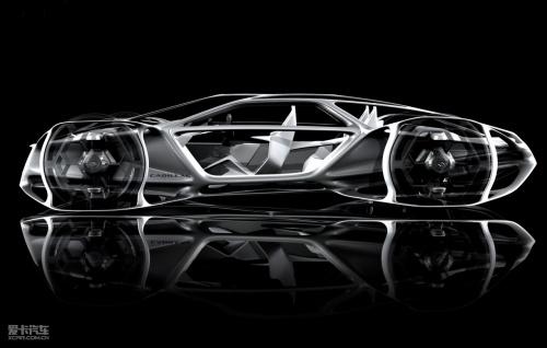 凯迪拉克aera concept领衔洛杉矶设计赛 - 汽车改装