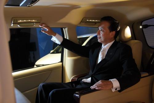 智捷/纳智捷大7 CEO...