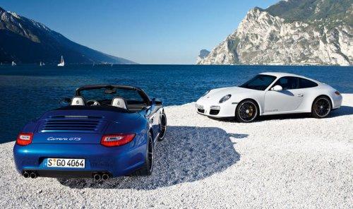 保时捷911卡雷拉GT