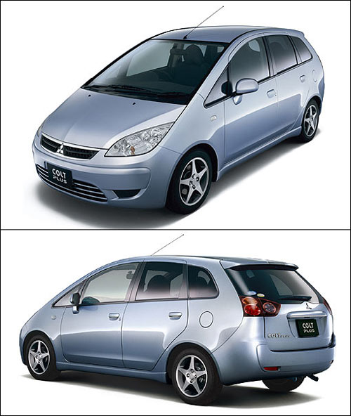 低于Colt 三菱在华将推新款小型SUV高清图片