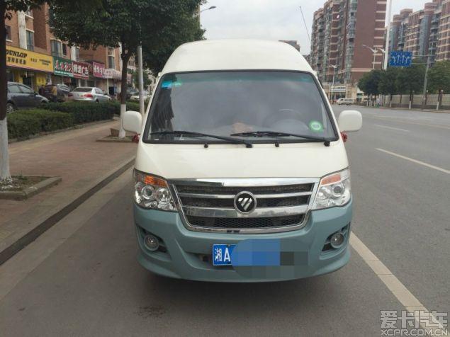 【长沙市】福田 风景快运 2012款 2.8l 柴油长轴标准版