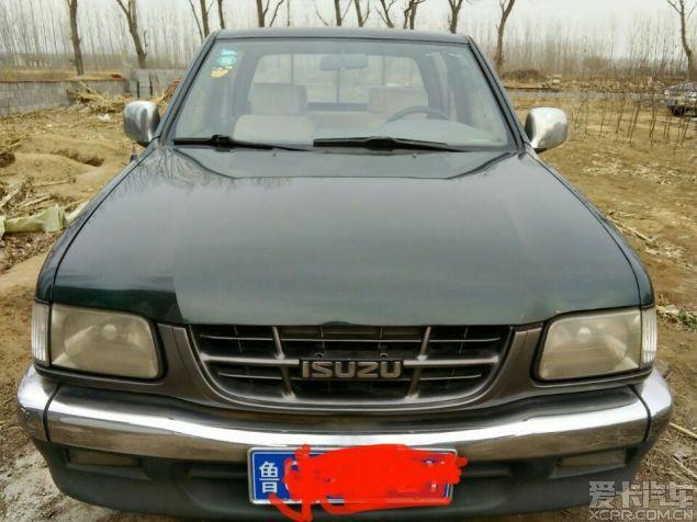 【烟台市】五十铃皮卡 2009款 2.8t 两驱基本型厢车
