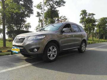 现代 全新胜达(进口) 2012款 2.4l 七座四驱豪华版