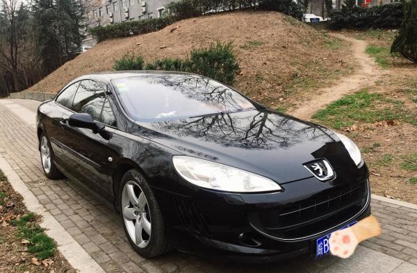 标致407 2007款 3.0 Coupe