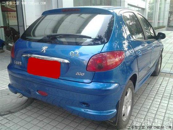 [重庆] 2008款标致206 1.4l 手动炫动版