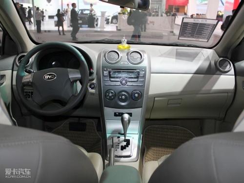 比亚迪汽车 11款比亚迪G3 数智版